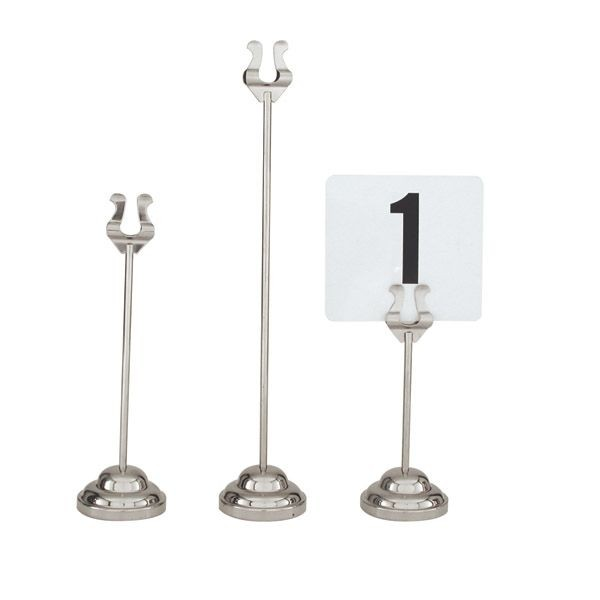 Harp Table Number Stand - 150mm