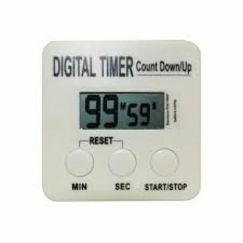 Digital Timer LCD - Sunnex