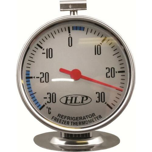 Fridge Freezer Thermometer Platinum -30-+30c - HLP