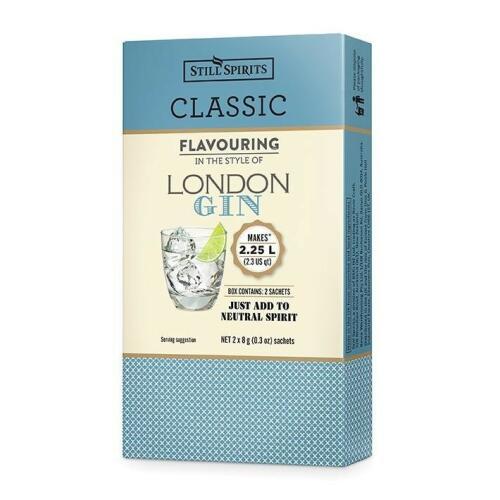 SS Classic London Gin (2x1.125Lt)