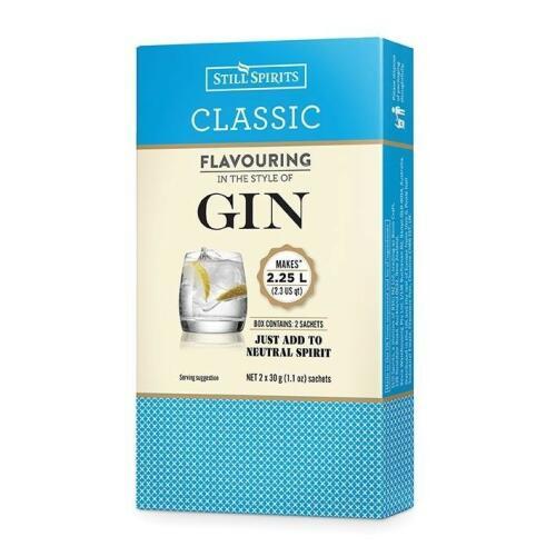 SS Classic Gin (2x1.125Lt)