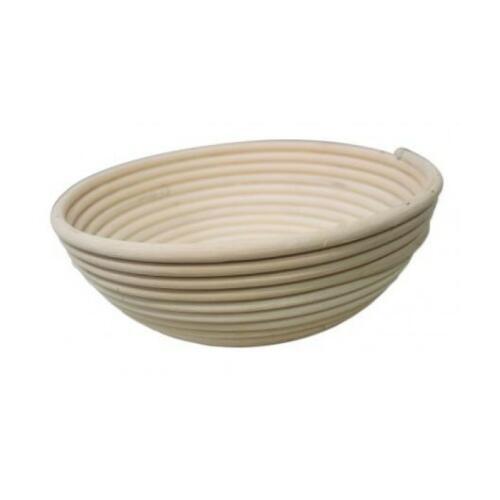 Proofing Basket 19cm Round 500g