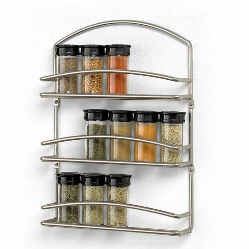 Spice Rack 3 Tier - Euro