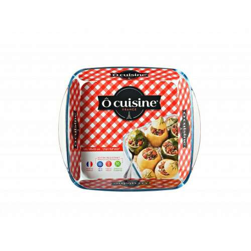 Square Roaster 1.6L (25x22cm) O'Cuisine