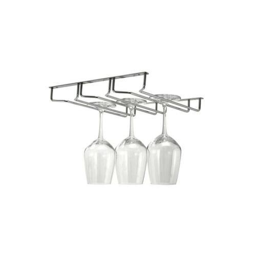 Glass Hanger Triple Chrome 280mm
