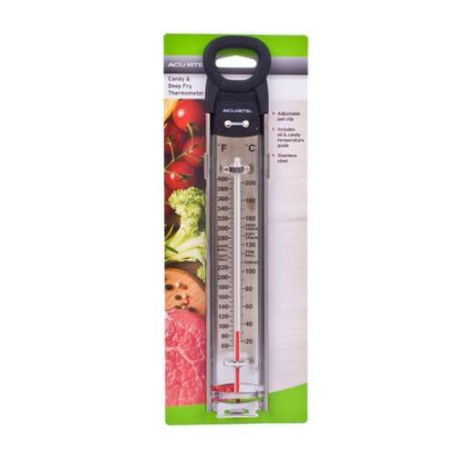 Acurite S/S Deluxe Candy & Deep Fry Thermometer