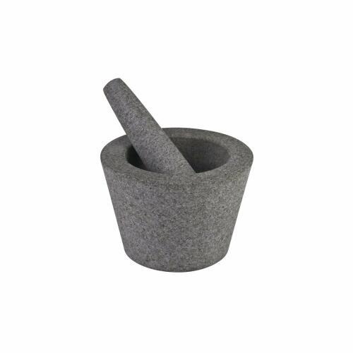 Mortar & Pestle 200mm Granite
