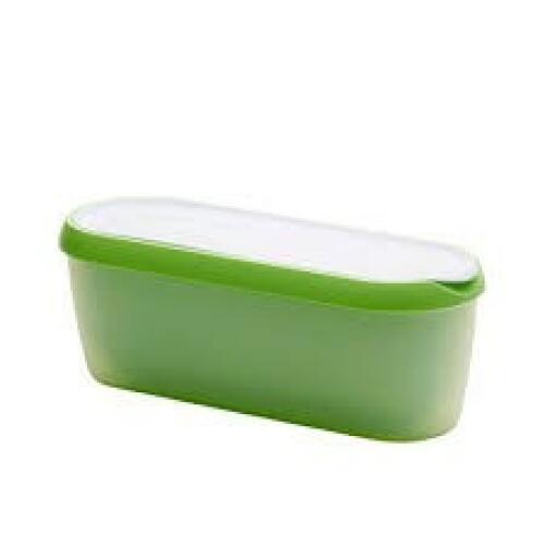 Ice Cream Tub Glide-a-scoop 1.4Ltr Green