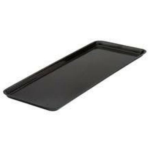 Tray 15x18 Black Melamine