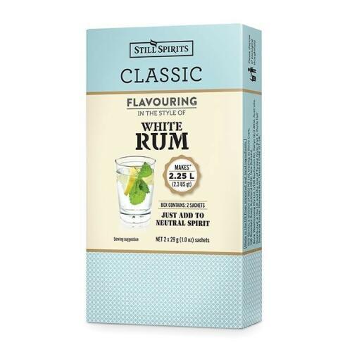 SS Classic White Rum (2x1.125Lt)
