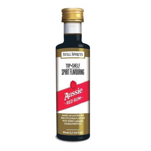 Aussie Red Rum - Top Shelf Still Spirits