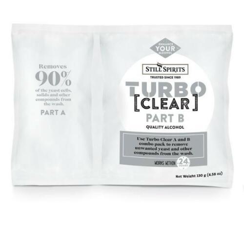 Turbo Clear - Still Spirits