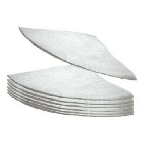 Fry Oil Filter Paper Cones 280x390mm - Large (50)
