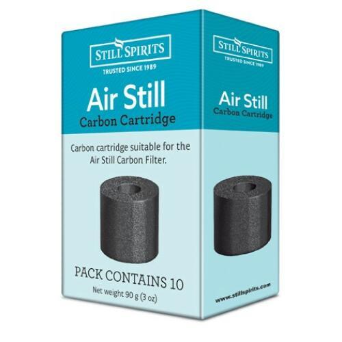 Air Still Carbon Cartridge x (10) - Still Spirits