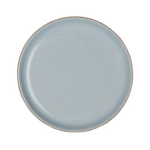 Denby Pavilion - Coupe Plate 21cm Light Blue