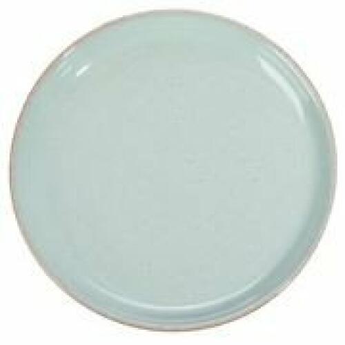 Denby Heritage Pavilion - Coupe Plate 26cm Light Green