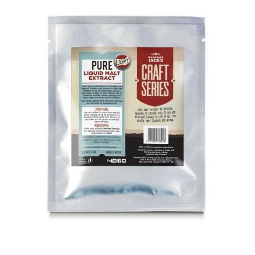 Light Liquid Malt Extract 1.5kg - Mangrove Jacks