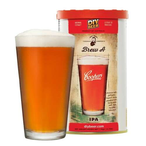Brew A IPA - Thomas Coopers