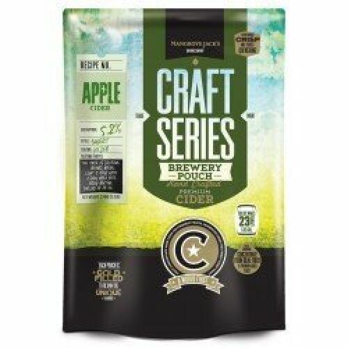 Apple Cider Pouch 2.4kg - Mangrove Jack's Craft Series